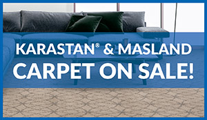 New Year New Flor Sale Going On Now! Karastan & Masland carpet on sale – 100% wool