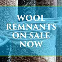 Save on Wool Remnants during our Spring Fling Sale at Port City Flooring in Portland